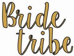 21  Faux Gold Bride Tribe Hens Gold Illusion