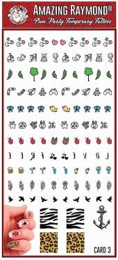 Fun Mini Hand Tattoos 3 Mel