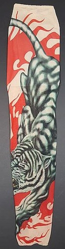 Tattoo Sleeves 34 Flame Tiger