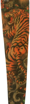Tattoo Sleeves 61 Angry Tiger