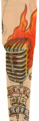 Tattoo Sleeves Rock n Roll