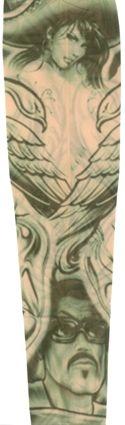 Tattoo Sleeves The Swan