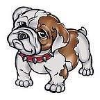 Bulldog Temporary Tattoos
