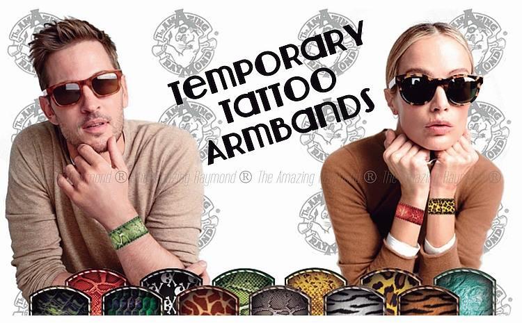 Skinprints TM Armband Tattoos