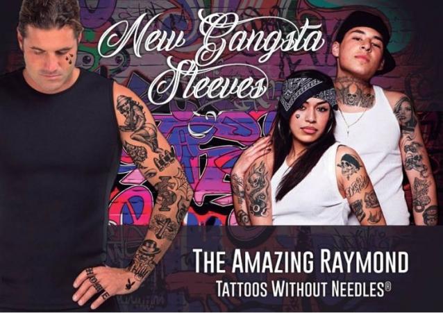 Temporary Sleeve Tattoos fake sleeve tattoos | Sheet Tattoos ...